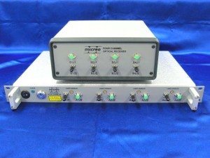 Four Channel Optical Link